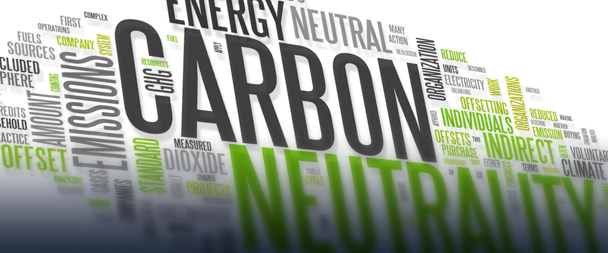 GHG Management climate change environmental management carbon off set